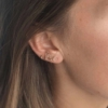 Studio Emoi - Earrings - Customised solo ear cuff